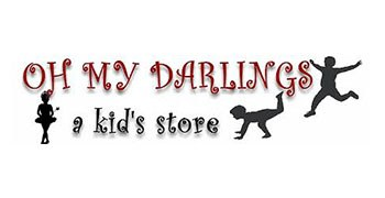 Oh My Darlings logo