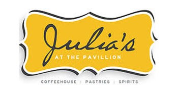 Julia's at the Pavillion logo