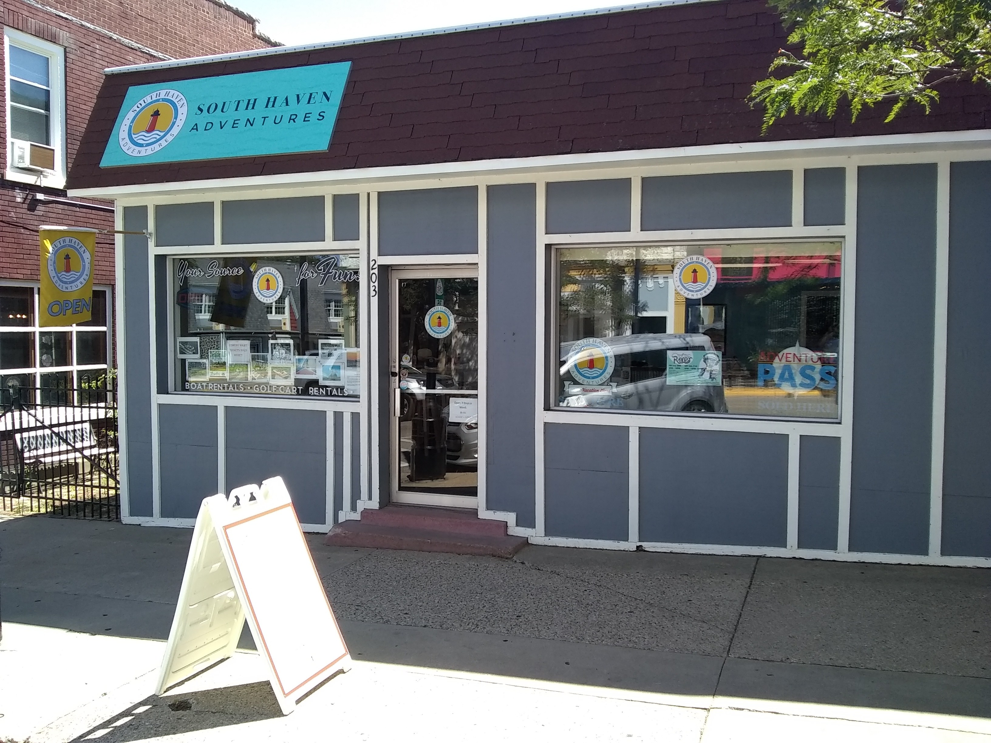 Picture of South Haven Adventure's storefront